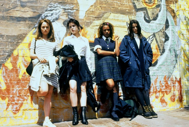 The girls of 'The Craft' (1996)