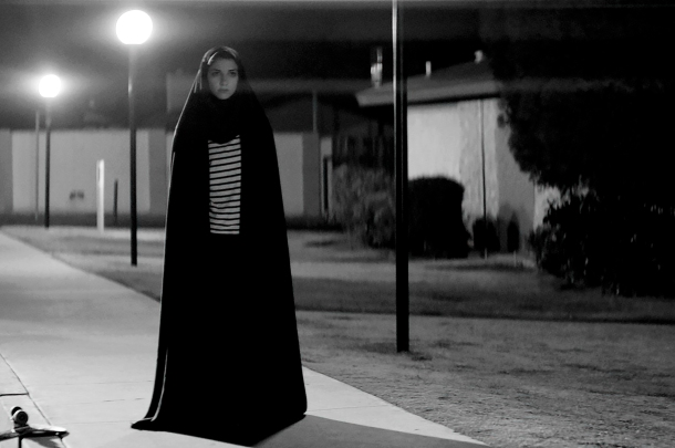 Sheila Vand in 'A Girl Walks Home Alone at Night'
